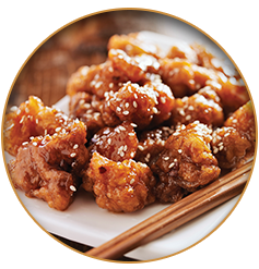 From Pizza to General Tso's Chicken- China Buffet